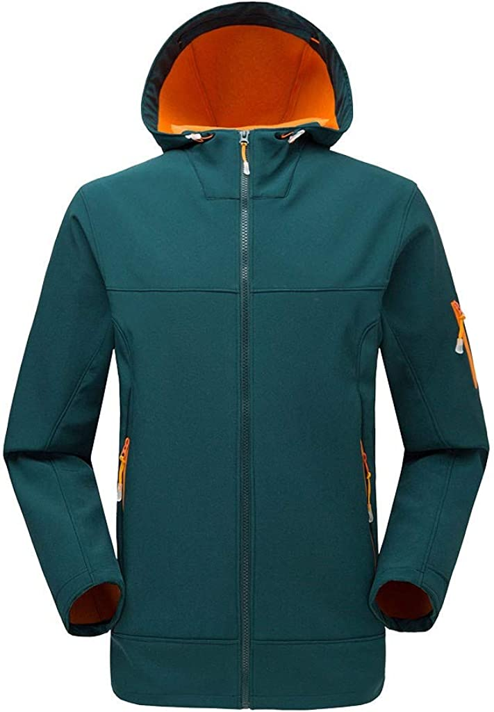Sport Coats IHGTZS Directly SEAL limited product managed store Men Winter Waterpr Windproof Softshell Hooded