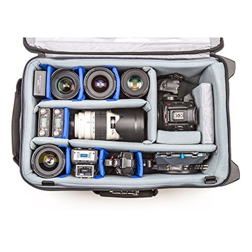Think Tank Photo Video Transport 20 Carry-On Case (Pacific Slate)
