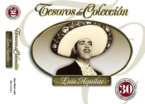 Aguilar, luis Tesoros De Coleccion Other Modern Jazz