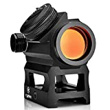 Cyelee Auto Off Micro Reflex Red Dot Sight -...