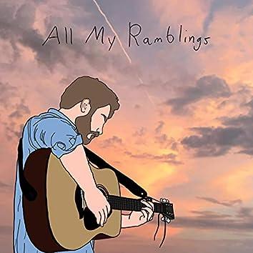 All My Ramblings, Vol. 1