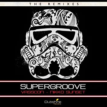 Supergroove! - The Remixes