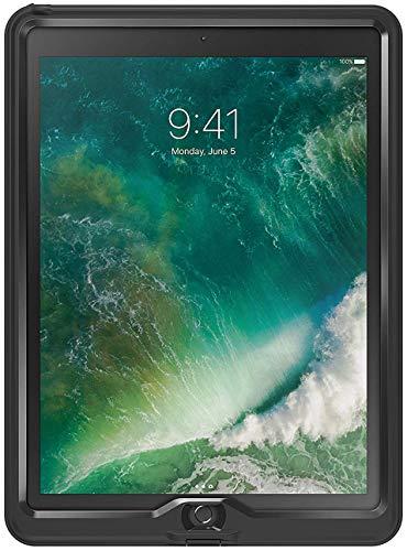LifeProof NUUD Series Screenless Waterproof Case for iPad Pro (12.9' - 2nd Gen) - Non-Retail Packaging - Black