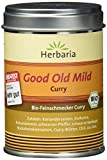 Herbaria 'Good Old Mild' Curry Bio-Feinschmecker Curry, 80 g Dose