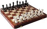 Ajedrez para tablero harry potter viaje Ajedrez conjunto de ajedrez, ajedrez de madera con piezas de ajedrez, tablero de juego plegable con almacenamiento, juguetes de ajedrez para juegos de mesa de c