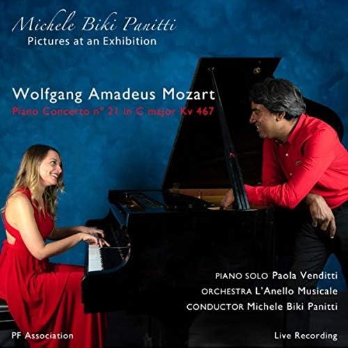 L'anello Musicale, Michele Biki Panitti & Paola Venditti
