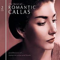 Romantic Callas by Maria Callas