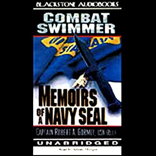 Combat Swimmer     Memoirs of a Navy Seal              By:                                                                                                                                 Captain Robert A. Gormly,                                                                                        USN (Ret.)                               Narrated by:                                                                                                                                 Adams Morgan                      Length: 9 hrs and 49 mins     166 ratings     Overall 4.0
