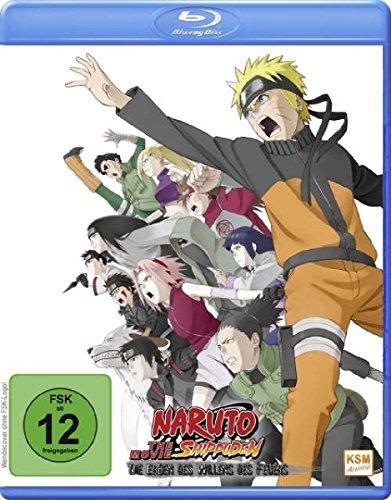 Naruto Shippuden - Die Erben des Willens des Feuers - The Movie 3 [Blu-ray]