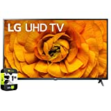 LG 65UN8500PUI 65 inch UHD 4K HDR AI Smart TV 2020 Model Bundle with 1 Year Extended Protection Plan
