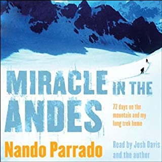 Miracle in the Andes cover art