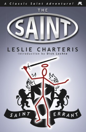 Saint Errant (English Edition)