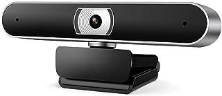 YIJ-YIJ Webcam with Microphone, 1080p HD Webcam,Desktop HD Webcam,Ultra Wide Angle Full HD Conference Webcam,Auto Focus Co...