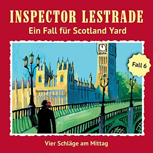 Vier Schläge am Mittag audiobook cover art