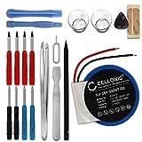 CELLONIC Batterie Compatible avec Garmin Approach S1 Approach S3 Approach S4 Garmin...