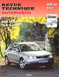 Revue technique de l'Automobile numéro 616.1 : Audi A3 diesel. TDI 90. 110 cv de Collectif (1998) Broché