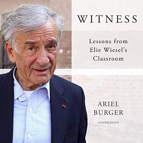 Witness audiobook cover art