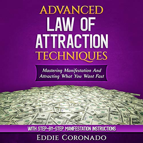 Advanced Law of Attraction Techniques Titelbild