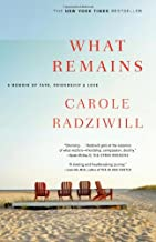 carole radziwill what remains