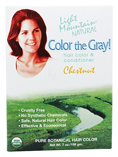 Light Mountain Color The Gray Chestnut -- 7 fl oz by Light Mountain