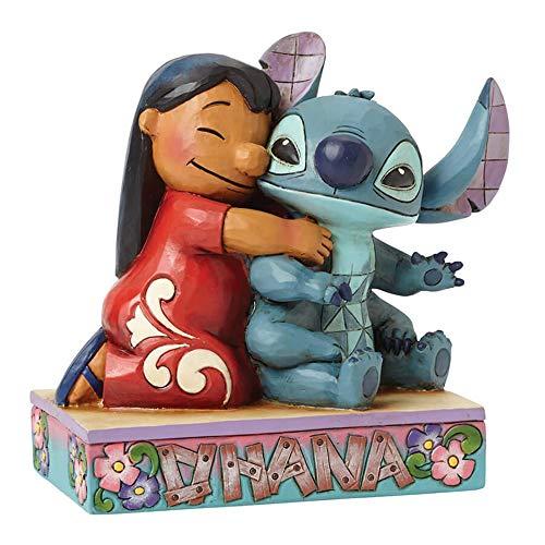 Disney Tradition Ohana Means Family (Lilo & Stitch Figur) (Haushaltswaren)