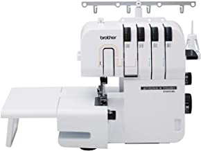 Brother ST4031HD Serger, Strong & Tough Serger, 1,300 Stitches Per Minute, Durable Metal Frame Overlock Machine, Large Ext...