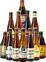 Un assortiment exclusif réunissant les 12 meilleures bières trappistes. Par passion ou simplement pour s'assurer d'une rente régulière pour la restauration de leur monastère, certains moines se mettent au brassage. Respectant des conditions très stri...