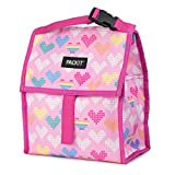 PACKIT Freezable Lunch Bag, Multi, 72009