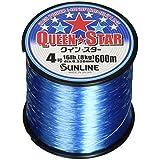 サンライン(SUNLINE) ナイロンライン クインスター 600m 4号 ブルー