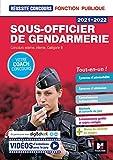 Réussite Concours - Sous-officier de gendarmerie - 2021-2022- Préparation complète