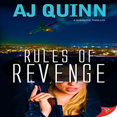 Rules of Revenge audiobook cover art