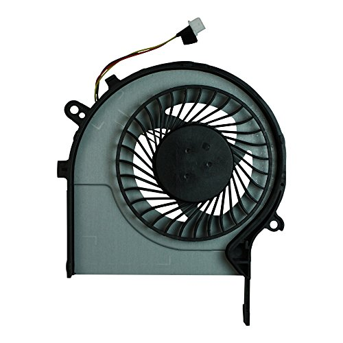 Power4Laptops Integrated Graphics 3 Pin Version Replacement Laptop Fan for Toshiba Satellite S55-C5274, Toshiba Satellite S55-C5274D, Toshiba Satellite S55-C5363