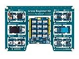 Seeed studio Arduino用スターターキット ビギナー キット STEAM プログラミング キット 初心者向け Grove Beginner Kit for Arduino