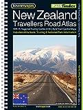 New Zealand Travellers Road Atlas...