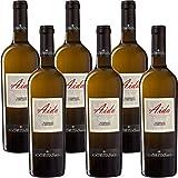 Denominazione: Trebbiano d'Abruzzo DOC.; Vitigno: Trebbiano/Cococciola; Gradazione Alcolica: 13%; Temperatura di Servizio: 8°-10°; Zona di Produzione: Loreto Aprutino (Pe);