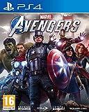 Marvel's Avengers with Iron Man Digital Comic (Exclusive to Amazon.co.uk) - PlayStation 4 [Edizione: Regno Unito]