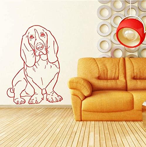 Etiqueta de la pared de PVC extraíble etiqueta de la pared de dibujos animados de baldosas de cerámica etiqueta de la habitación de los niños calcomanía artística 58 * 82 cm