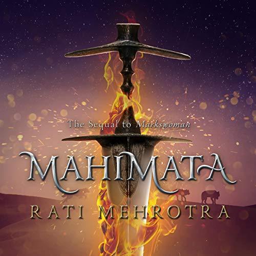 Mahimata audiobook cover art