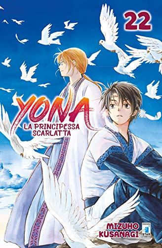 Yona la principessa scarlatta (Vol. 22)