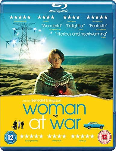 Woman at War Blu-Ray