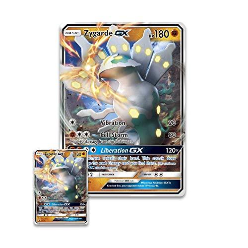 Pokémon Box Shiny Zygarde GX - English