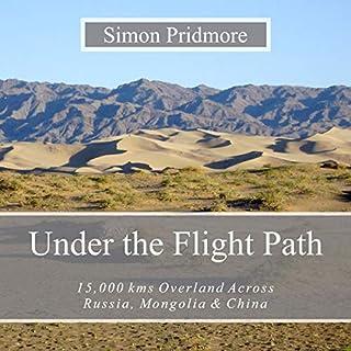 Under the Flight Path audiobook cover art