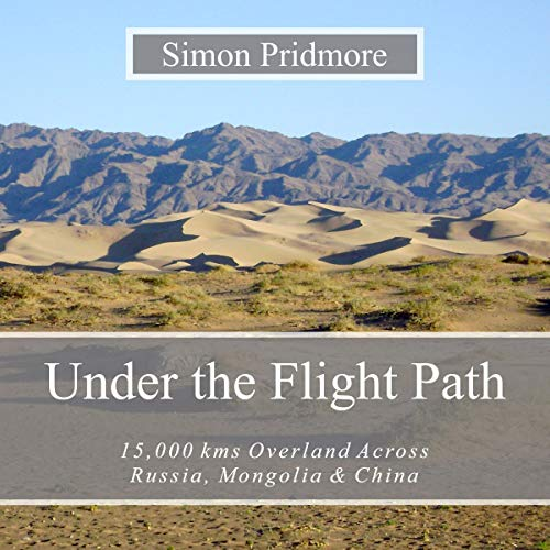 Under the Flight Path audiobook cover art