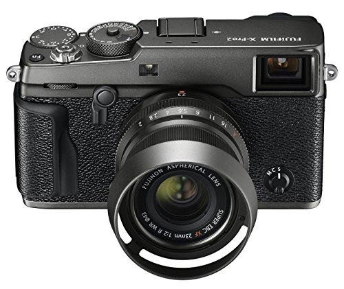 Fujifilm X-PRO2G/XF23 Mirrorless Digital Camera + XF23mmF2 R WR Kit, Graphite