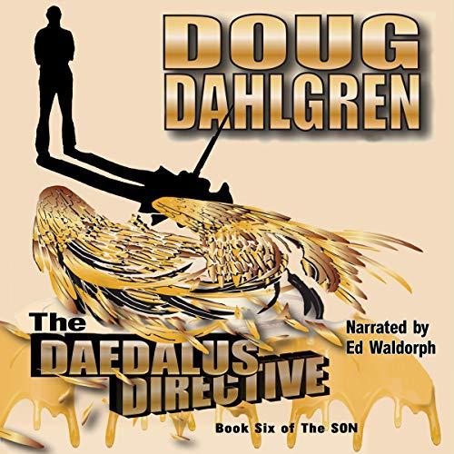 Couverture de The Daedalus Directive