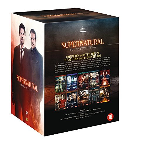 Supernatural (Seasons 1-10) - 59-DVD Box Set ( ) [ Holländische Import ]