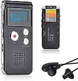 Other 8gb EVP Recorder Ghost Hunting Equipment Spirit Voice Paranormal Mini Digital Rechargeable, [Importado de Reino Unido]