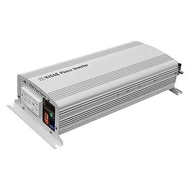 KISAE Technology MW1215 1500W Modified Sine Wave Power Inverter