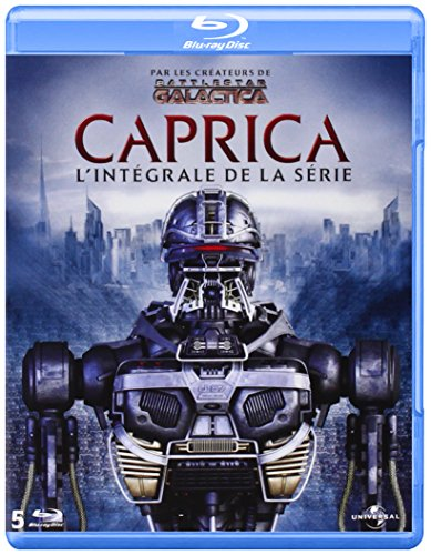 Caprica - Complete Series Blu Ray (Import)