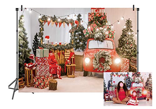 LTLYH 7X5ft Christmas Fabric Photography Backdrop Snowflake Gold Glitter Xmas Floor Background for Kids Portrait Photo Studio Booth Photographer Props 107
